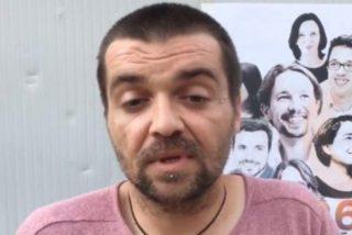 """Sergio García, director de Derechos de los Animales del Gobierno PSOE-Podemos, cree que el hombre """"roba"""" la leche a los terneros"""