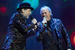 Joaquín Sabina: el veterano cantante está 'estable' tras ser operado de un derrame cerebral