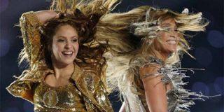 Shakira y Jennifer Lopez: así 'danzaron' los millones en la Super Bowl 2020