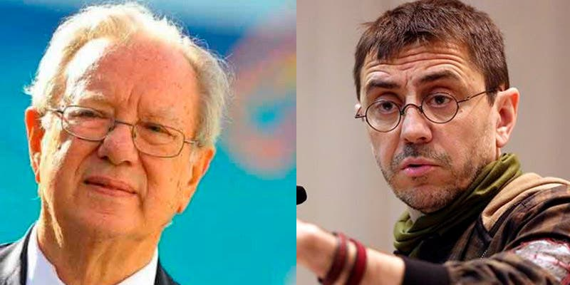 Raúl Morodo a 'lo Monedero': despachaba desde las instituciones públicas chavista