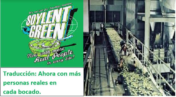 """Manuel del Rosal: """"Eutanasia: Se empieza con la píldora Drion y se termina con Soylent Green"""""""