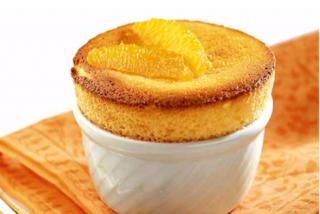 Sufle de naranja
