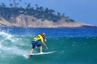 Brasil: Estas son las diez playas donde entrenan los Campeones del Mundo de Surf
