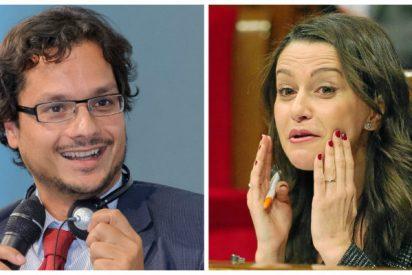Nacho Torreblanca reduce a escombros a Ciudadanos asignándole un único papel en política