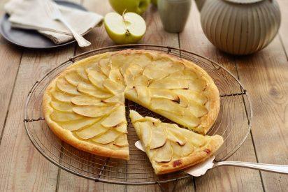 Cocina cómica: pastelillos a la espuela, tarta de manzanas, sopa de almendra, arrope y walensky