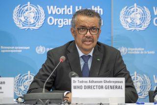 """Tedros Adhanom Ghebreyesus, director general de la OMS: """"No hay solución para el coronavirus y quizá nunca la haya"""""""