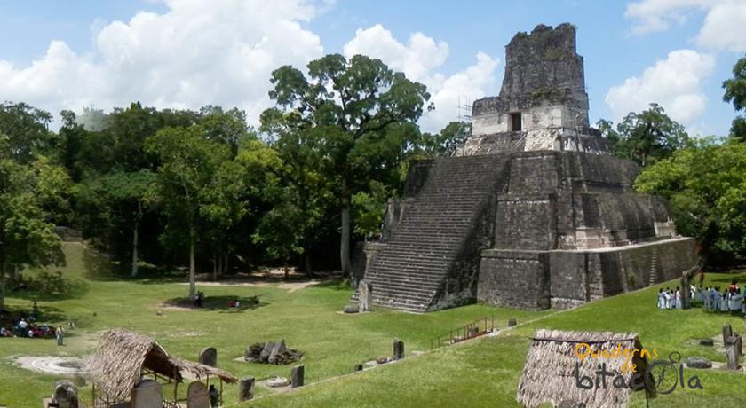 Tikal: la majestuosa ciudad de los mayas