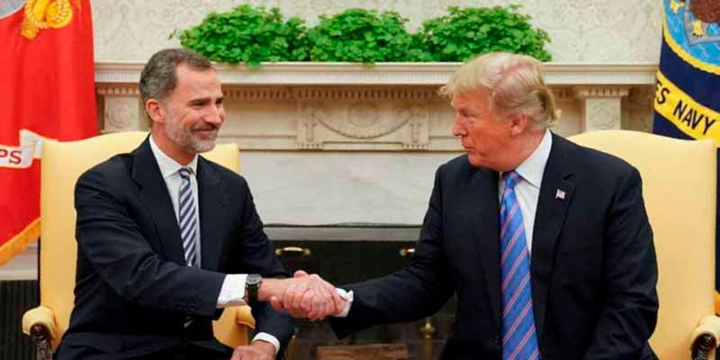 Rafa Nadal: el regalo español que Donald Trump le pidió a los Reyes para la cena de Estado