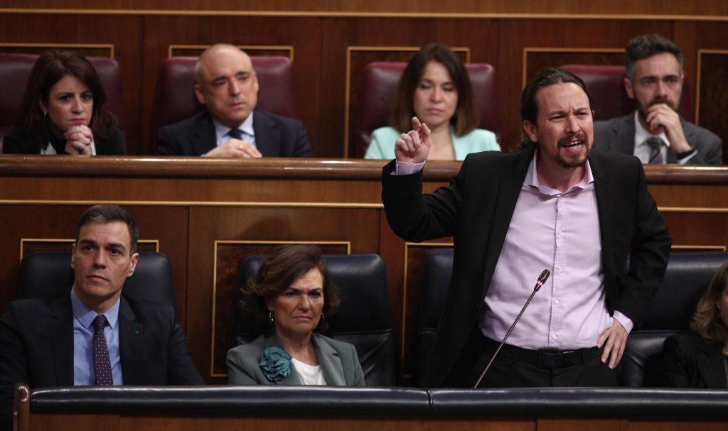 Pablo Iglesias, repugnante es no investigar los abusos a los menores de Baleares