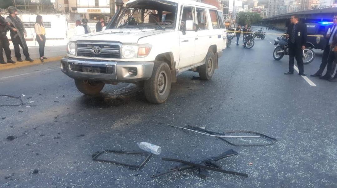 La Venezuela chavista: el enfrentamiento militar entre una banda criminal y el escuadrón de la muerte de Maduro
