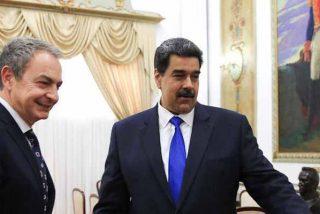 Las barrabasadas del régimen chavista para presumir de poder ante Zapatero
