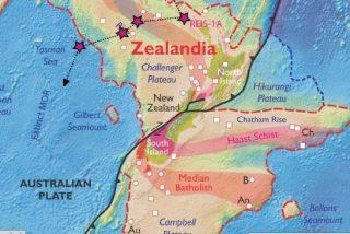 El gran terremoto que sumergió un desconocido continente entero