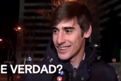 Copa del Rey: La graciosa reacción de un fan del Real Madrid al enterarse que no hay partido de vuelta