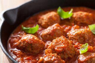 Albóndigas en salsa española: La receta más deliciosa