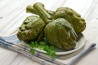 Cómo cocer alcachofas