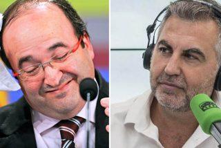 Alsina fulmina a Iceta, que dice que los 13 años de cárcel para Junqueras no solventan el problema