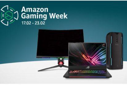 Semana del gaming en Amazon 2020