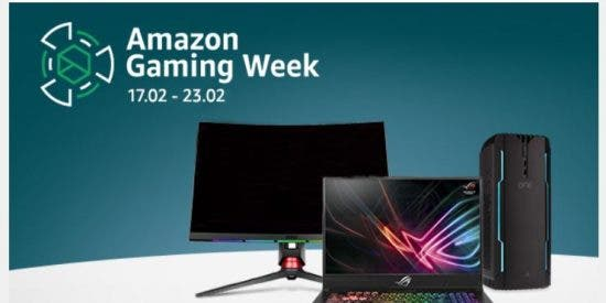 Semana del gaming en Amazon 2020