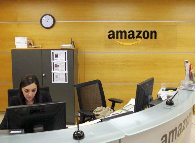 Amazon: Una amenaza de bomba obliga a evacuar la sede de Madrid