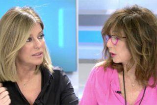 Ana Rosa Quintana desmonta la desvergonzada defensa de Esther Palomera sobre la 'crisis Ábalos'