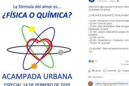 Ciempozuelos: el PSOE lanza un polémico taller nocturno para que niños aprendan a ligar