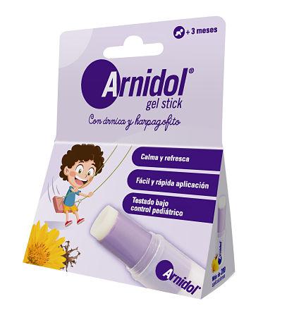 Arnidol Gel Stick disfruta de los más pequeños
