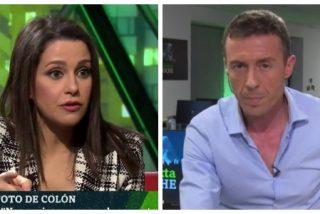 El Quilombo / Arrimadas destapa las tóxicas mentiras de Pérez Lobato en laSexta Noche: