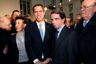 Aznar respalda una intervención militar contra Maduro: