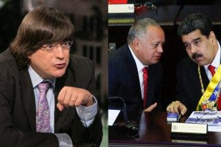 El periodista Jaime Bayly se harta del verdugo chavista e insulta a Diosdado Cabello: «Mequetrefe, gordo, lleno de drogas»