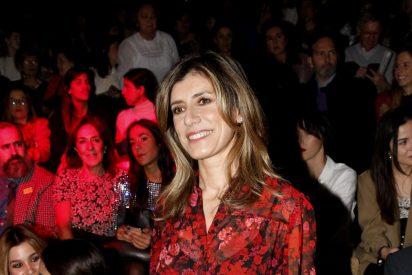 Ridículo patinazo de Begoña Gómez en la Mercedes Fashion Week al suplantar a Doña Letizia