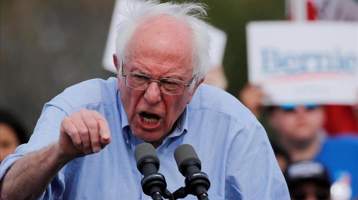EEUU: Inteligencia advierte que Rusia está impulsando la campaña de Bernie Sanders
