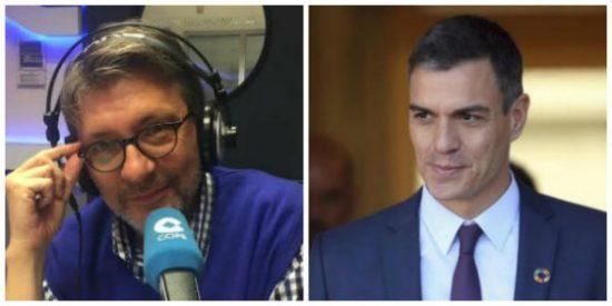 Ignacio Camacho lapida a Pedro Sánchez: