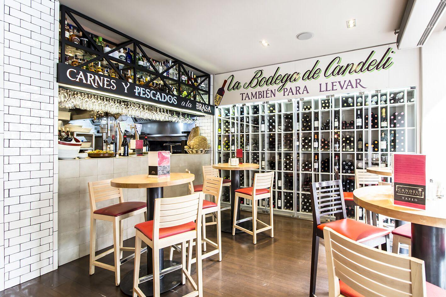 Restaurante Candeli ponzano