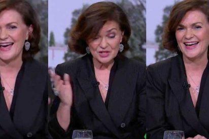 """""""¿Ábalos ronca? Igual lo saben en Venezuela"""": a Wyoming y Carmen Calvo el escándalo del 'Delcygate' les provoca un ataque de risa"""