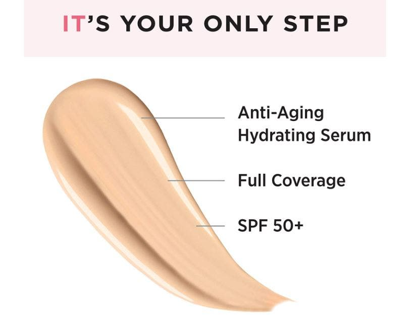 Â¡IT Cosmetics Your Skin But Better