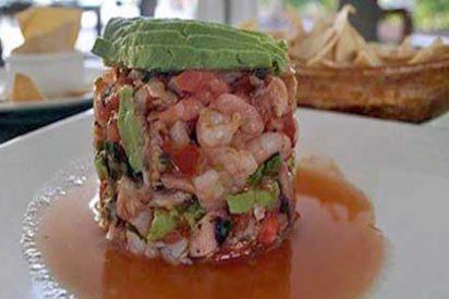 """Ceviche """"Le Rêve"""": Una delicatessen Maya"""