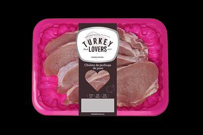 Turkey Lovers, una forma diferente de comer pavo fresco