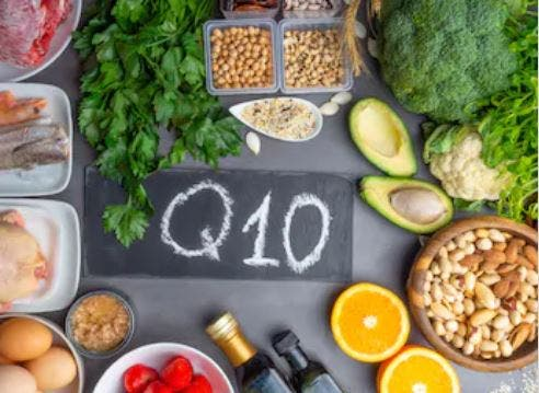 Coenzima Q10 alimentos