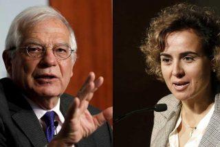 Bofetón a Borrell en el Europarlamento por querer enterrar a toda costa el 'caso Ábalos'