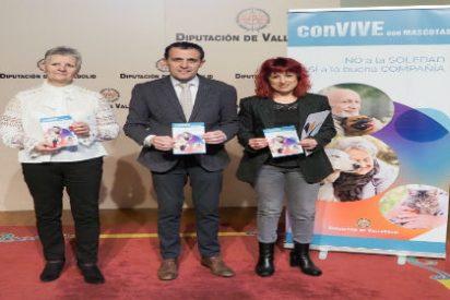 Valladolid presenta un programa para hacer la vida más féliz a los mayores