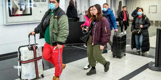 Coronavirus: EE.UU. pone en cuarentena a 195 ciudadanos repatriados de Wuhan