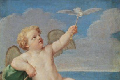 Cupido, obra de Guido Reni: Imagen destacada del día