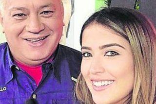 Estas son las polémicas fotos de boda de la hija del 'narco' Diosdado Cabello