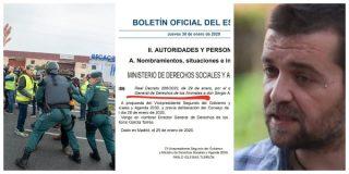 Sánchez regala a un podemita vegano un chiringuito para defender los derechos de los animales mientras reprime a porrazos a los agricultores