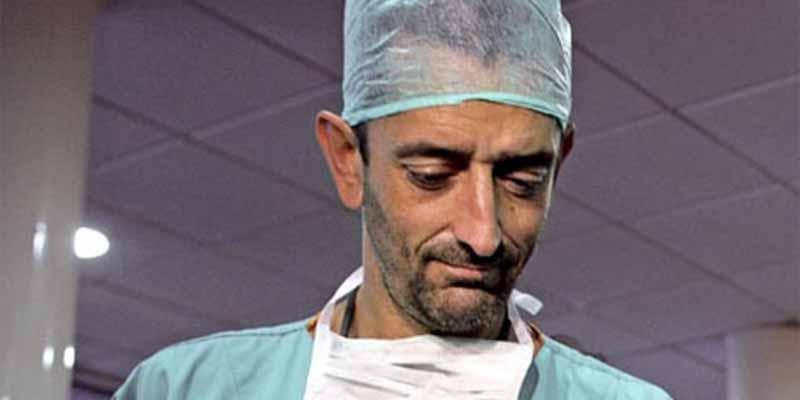 El doctor Cavadas, destrozado tras fallecer el niño africano al que había quitado con éxito un tumor enorme