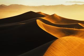 Cómo las dunas de arena 'hablan' entre sí