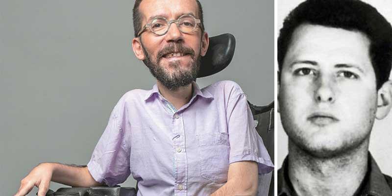 Palos a Echenique por insinuar que el último asesino de Atocha, fugado durante 25 años, hoy sería votante de VOX
