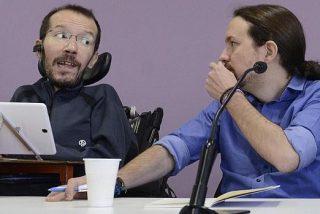 Pablo Echenique se estrena 'con un tiro en el pie' como portavoz parlamentario y provoca la cólera de Pablo Iglesias