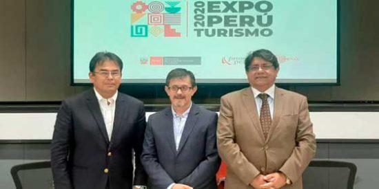 Lima: Expo Perú Turismo 2020 estima congregar a más de 10 mil asistentes en mayo