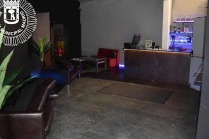 Vallecas: rescatan a 60 personas 'retenidas' en una discoteca ilegal